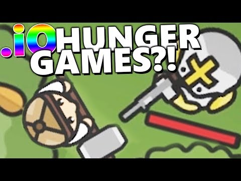 THE .IO HUNGER GAMES?! Foes.io (ULTIMATE STRATEGY REVEALED!!!)