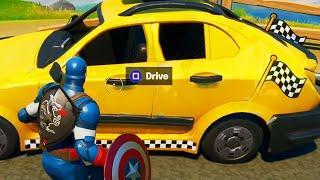 *NEW* FORTNITE CARS UPDATE! (ALL CARS)