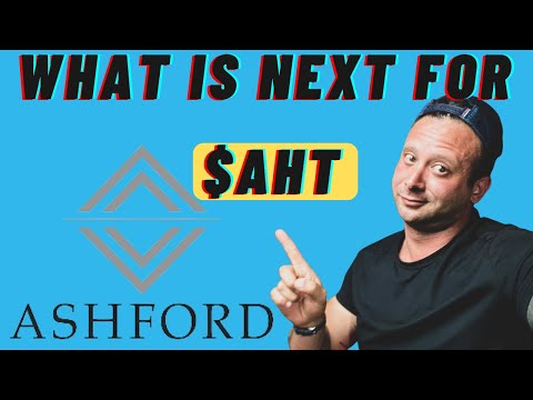 What is next for Ashford Hospitality Trust $AHT ?   Technical Analysis