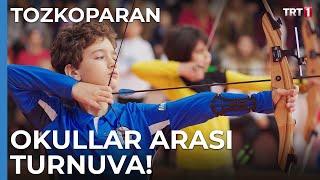 Okullar Arası Turnuva Maçı! 🎯 - Tozkoparan 11. Bölüm