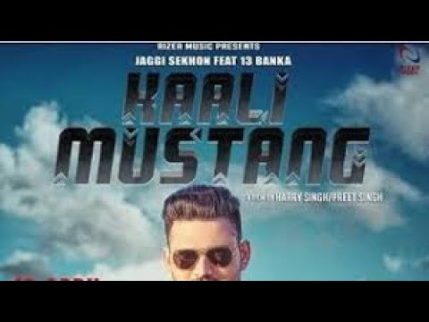 Kaali Mustang | Jaggi Sekhon Ft 13 Banka | Randy J | Latest Punjabi Songs 2018 | Rizer Music