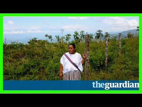 Guatemalan women take on canada's mining giants over 'horrific human rights abuses'