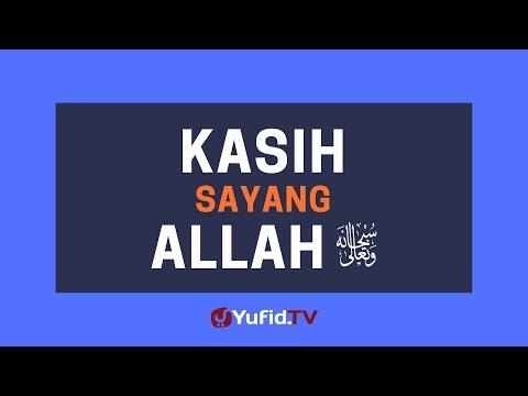 Kasih Sayang Allah - Poster Dakwah Yufid TV