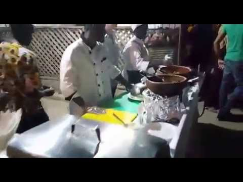 ZANZIBAR FOOD FESTIVAL AT FORODHANI - 2016!