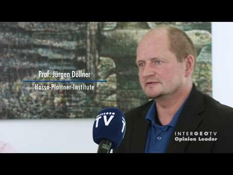 Prof. Döllner vom Hasso-Plattner-Institut hält Keynote auf INTERGEO Kongress in Frankfurt / Künstliche Intelligenz hat große Stärke bei der Interpretation von Geodaten