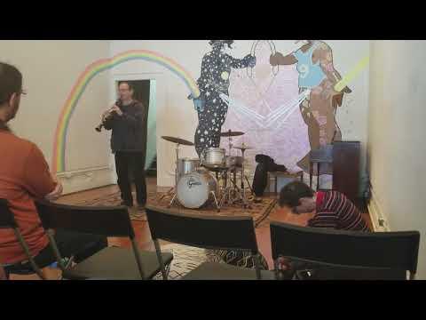 Ben Goldberg / Jordan Glenn @ Studio Grand 1/28/2018