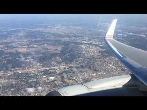Awesome American 767-300 Takeoff From DFW!