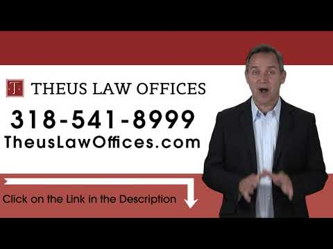 Financial Planning Attorney - Central Louisianna - 318-541-8999 Theus Law Offices
