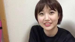 프로듀스48에 출연했던 야마다 노에(山田 野絵)의 2018년 11월 9일자 쇼...