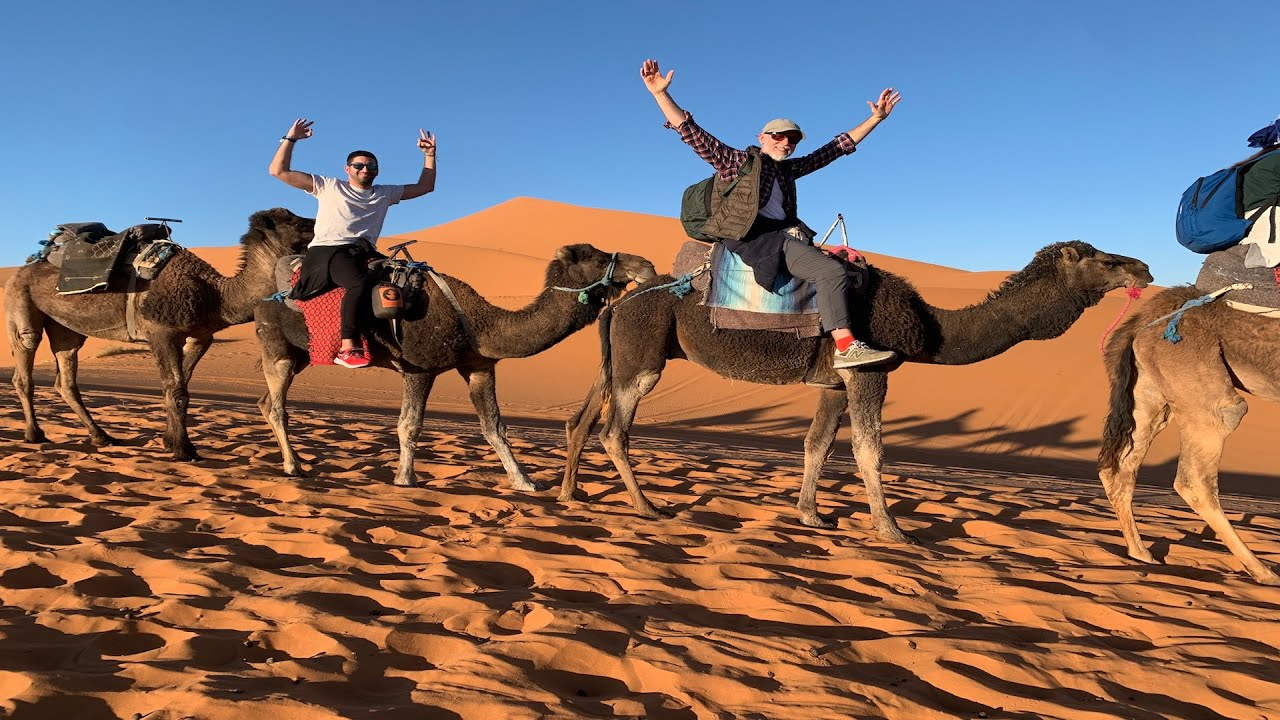 Marocco (Marrakech+Merzouga)