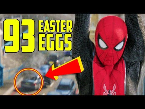 Spider-Man: Far From Home - Every Easter Egg