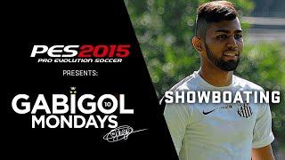 Gabigol Mondays - новый урок в PES 2015