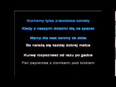 Gang Albani- Dla Prawdziwych Dam KARAOKE.