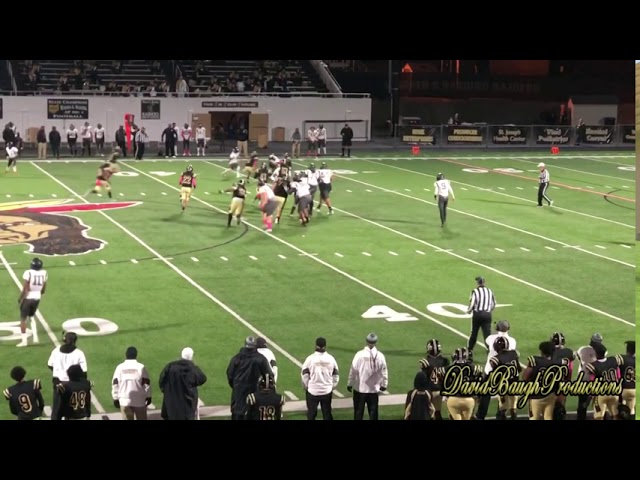 Warren G. Harding 37, Columbus Bishop Sycamore 14... Box Score & Highlights