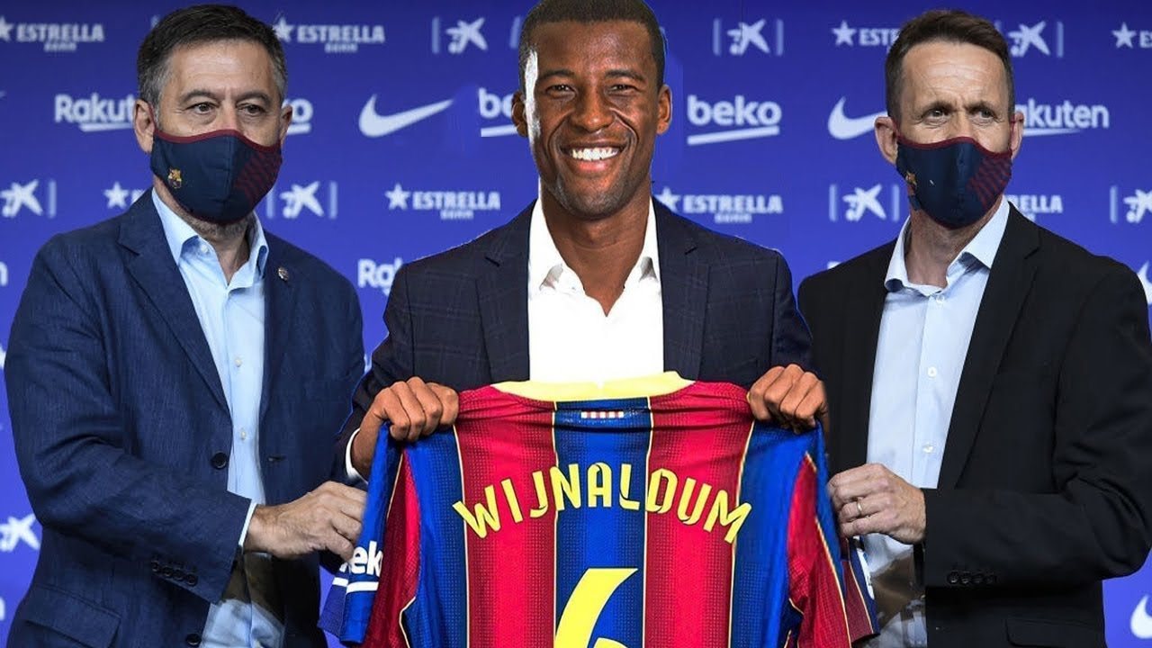 Download Liverpool news; Gini Wijnaldum's agent drops Liverpool future hint as new club invited to open talks