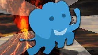 Ich bin ein Elefant in einem Vulkan 「Ultimate Chicken Horse」