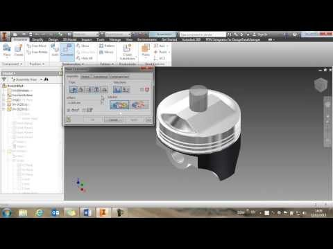 Autodesk Inventor PDM / PLM in DDM - Part, Drawing and Assembly Management