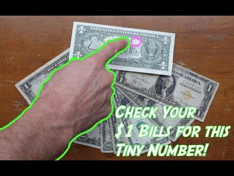 Web Notes: Dollar Bills Worth Money Hiding In Your Wallet!