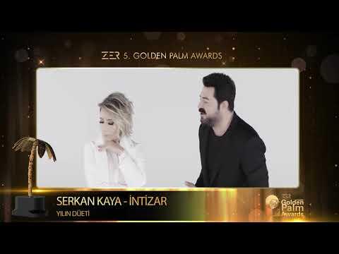 Yılın Düeti - Serkan Kaya & İntizar / Asla Bitmiyor - Zer 5.Türkiye Altın Palmiye Ödülleri