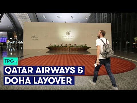 Qatar Airways and Doha layover | TPGtv Episode 9