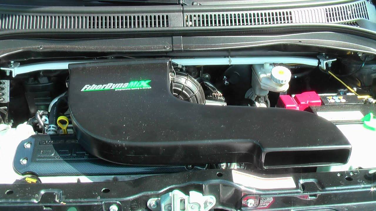 Air Intake For Suzuki Swift