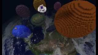 Minecraft: The Universe Mod! (Our Solar System) - Uberagon