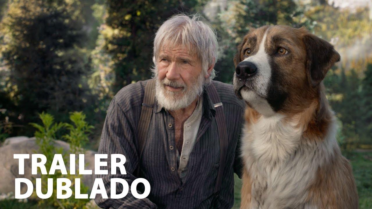 O Chamado da Floresta | Trailer Oficial | Dublado HD