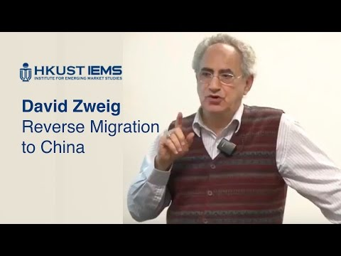 David Zweig: Can China Bring its Best Talent Home?