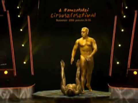golden power (hungarian acrobats)