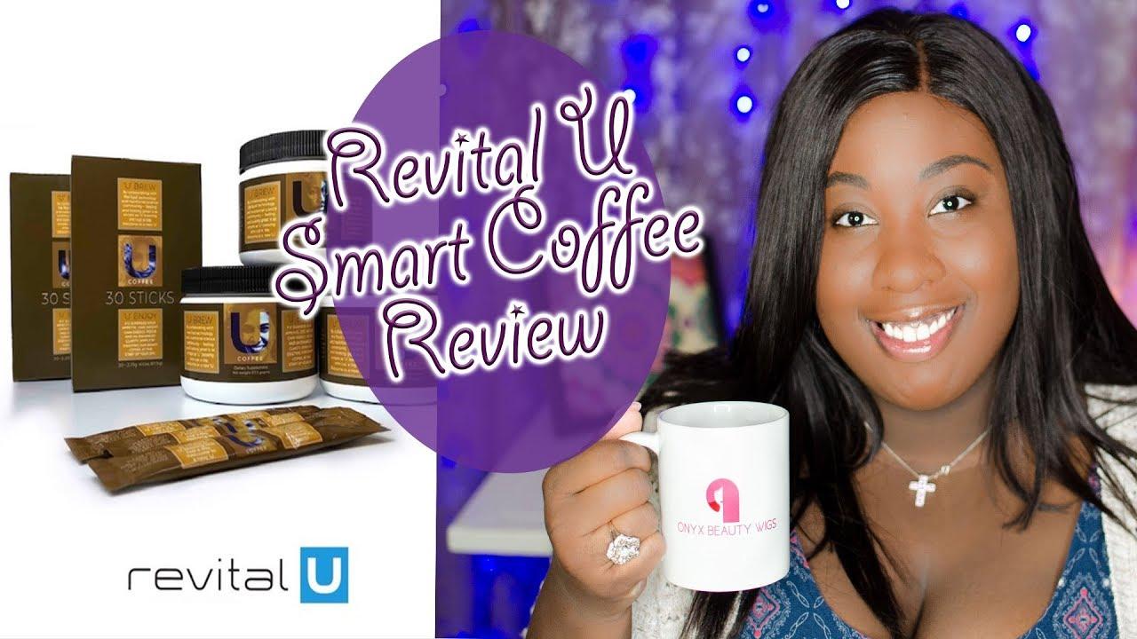 Revital U Smart Coffee Review - YouTube