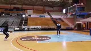 Video Gerardo Suero. Sesión de tiro
