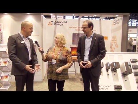 2015 Automation Fair Event: Advanced Energy