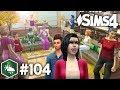 Apartment WG Einweihungsparty   Let's Play Die Sims 4 Jahreszeiten #104