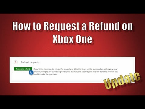 How To Refund On Xbox Updated