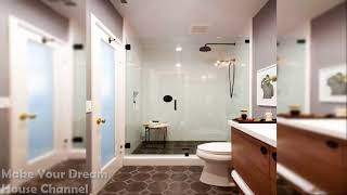 Video 8 Bathroom Tile Trends You'll See In 2017 - Make Your Dream House download MP3, 3GP, MP4, WEBM, AVI, FLV Juni 2018