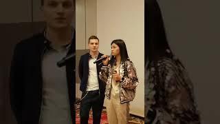 Потрясающая история на встрече в Японии,Токио! Шевчук Дмитрий и Логвиненко Елена!