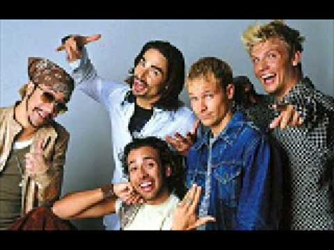 """My Beautiful Woman"" - Backstreet Boys"