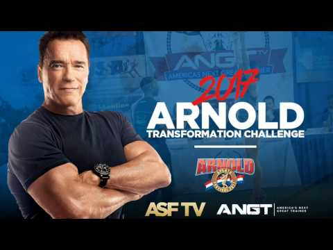 The Arnold Transformation Challenge Featured Story: Marine John Starner