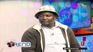 Terence Creative shares his life story || #the Trend
