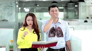 Không hút thuốc lá tại nơi làm việc