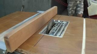 ΔΙΣΚΟΠΡΙΟΝΟ ΠΑΓΚΟΥ ΓΙΑ ΜΕΡΑΚΛΗΔΕΣ   MITSAKOS   HOME MADE TABLE SAW