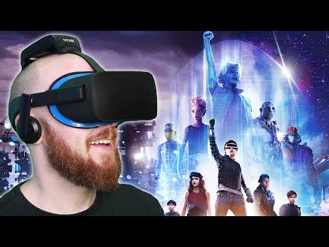 READY PLAYER ONE BATTLE IN VR!! Rise Of The Gunters Oasis Beta Oculus Rift Gameplay