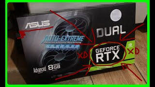 Review e unbox da placa de vídeo ASUS DUAL RTX 2070 SUPER