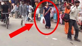 لا أحد يستطيع أن يفسر ماحدث لهذه  المرأة ..!!