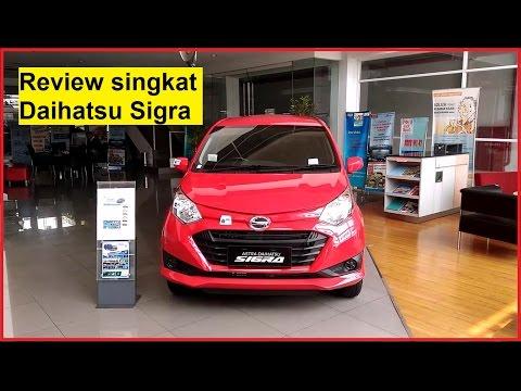 Sambil Service Di Daihatsu Depok | Daihatsu Sigra | Review Singkat Sigra Dan Grand Max