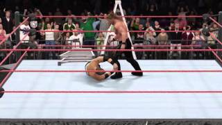 WWE 2K16 CLASSIC Matcn Series: Chris Jericho vs Christian at Unforgiven 2004 for the IC Title