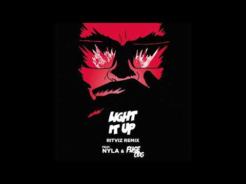 Major Lazer - Light It Up feat Nyla & Fuse ODG Ritviz Diwali Edition