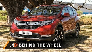 2018 Honda CR-V 1.6 SX Diesel - Behind the Wheel