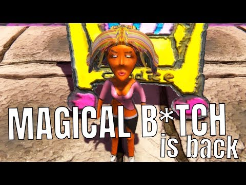 MAGICAL BETCH IS BACK! - Candice DeBébé's Scandalous Secrets