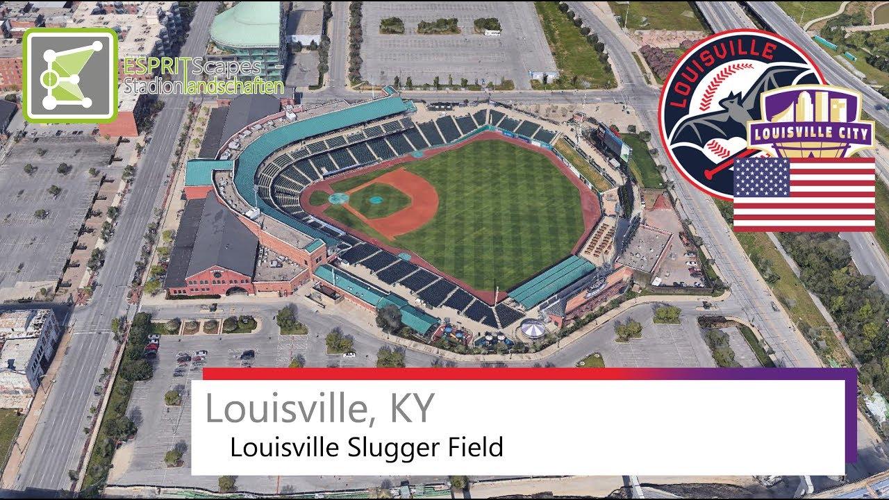 Louisville Slugger Field Louisville Bats Louisville City Fc 2016